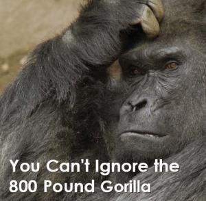 800lb Tax Gorilla