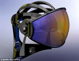 Virtual Reality Helmet